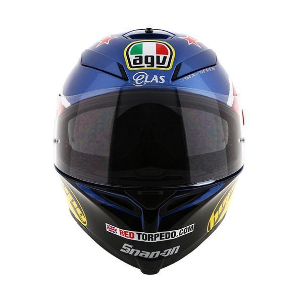 New gear: AGV K5 Guy Martin replica (£249.99)   MCN