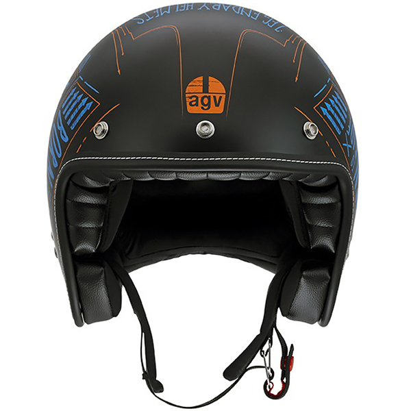 AGV Gothic 46 Black | AGV K1 | AGV helmets