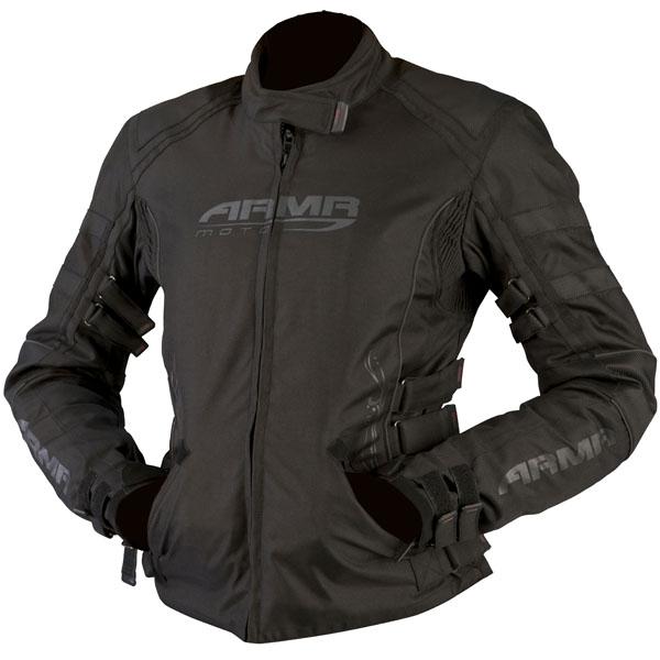 ARMR Moto Ladies Kami Textile Jacket review