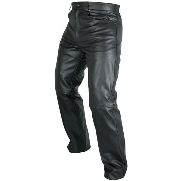 ARMR Moto Kenji Leather trousers review