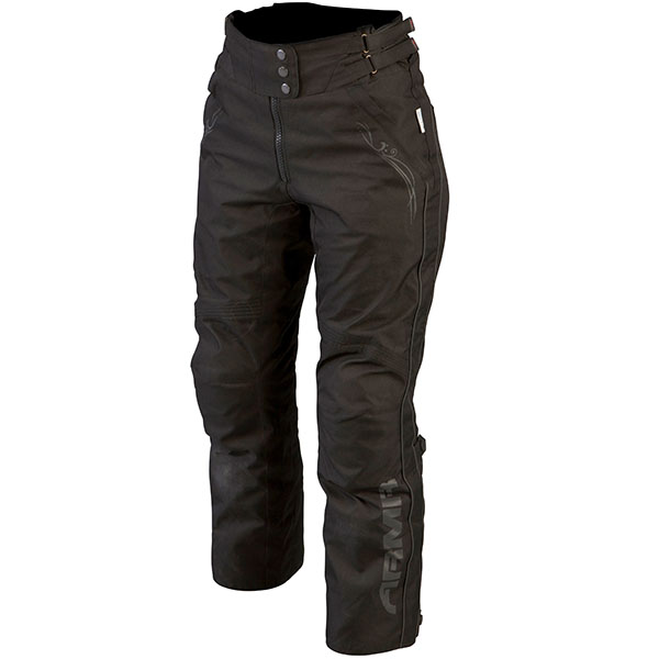 ARMR Moto Ladies Kira 2 Textile trousers review