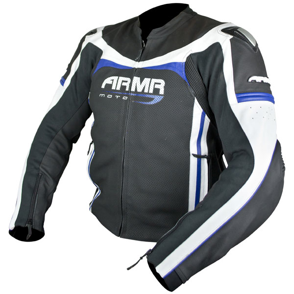 ARMR Moto Raiden Leather Jacket review