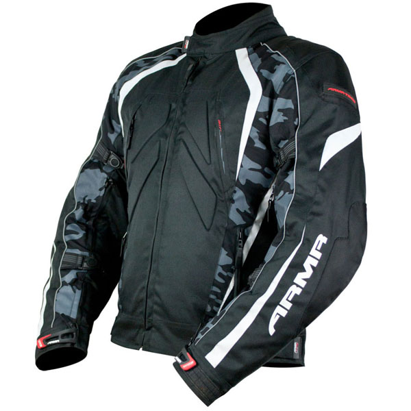ARMR Moto Shiro Textile Jacket review