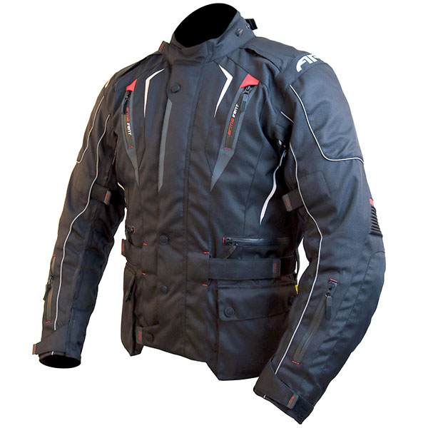 ARMR Moto Tottori 2 Textile Jacket review