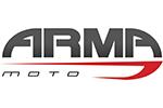 ARMR Moto logo