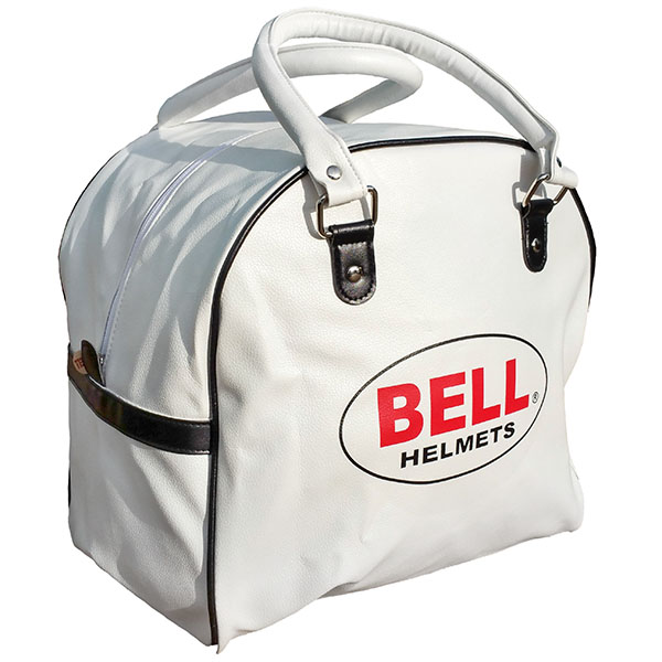 Bell Faux Leather Helmet Bag review