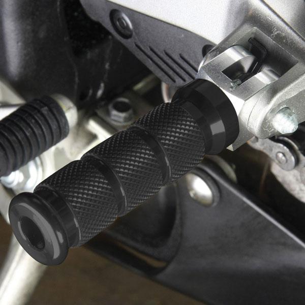 BikeTek Alloy Sports Footpegs review