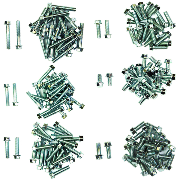 Bike It Flange Head Bolts (25 pack) review
