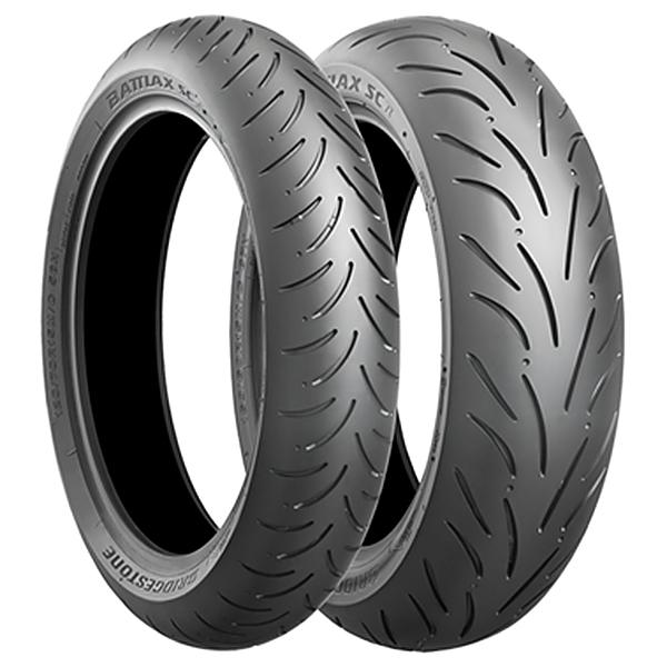 Bridgestone Battlax SC Ecopia review