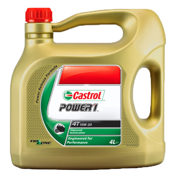 Castrol Power 1 4T10W-30 review