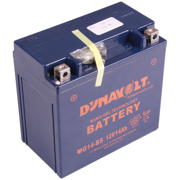 Dynavolt Motorcycle Battery review