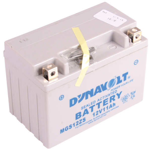 Dynavolt Motorcycle Activated Battery review