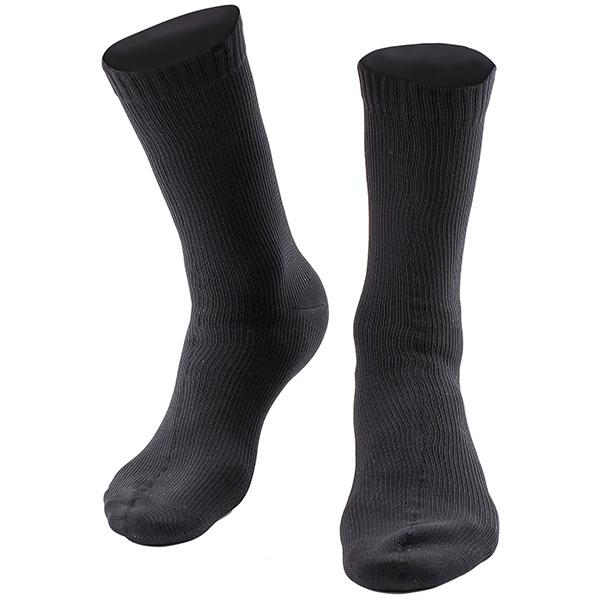 EDZ Waterproof Socks with Merino Lining review