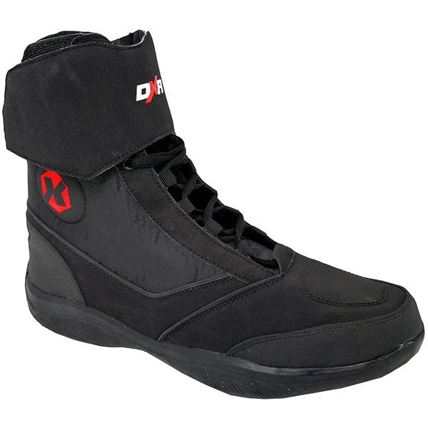 DXR Biker Lace-Up Boots review