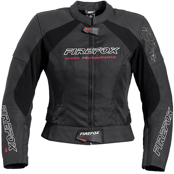 Firefox Ladies Track Two Leather Jacket review