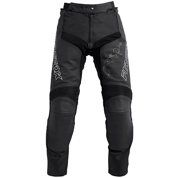 Firefox Ladies Track Two Leather trousers review