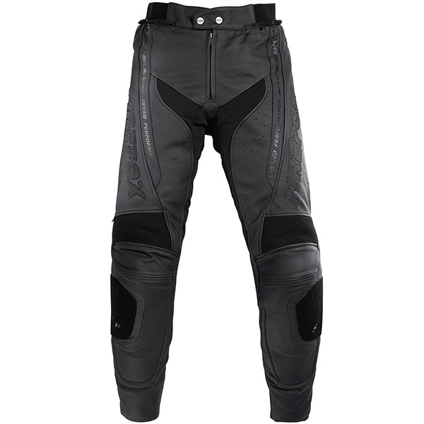 Firefox Mugello Leather trousers review