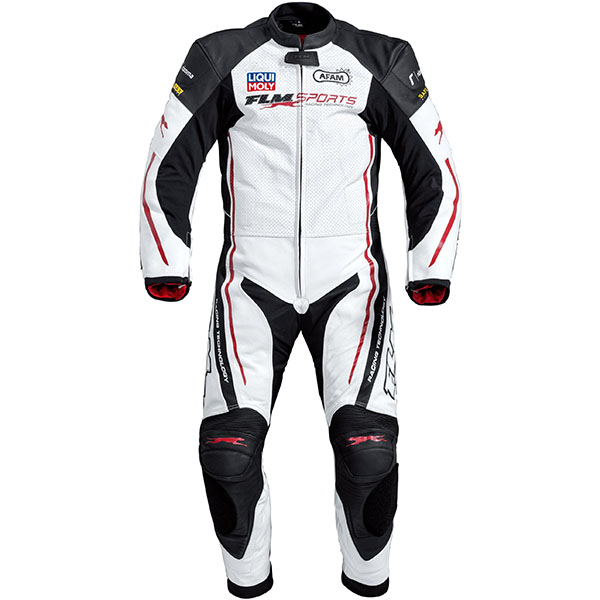 FLM Pace Racetrack 1 Piece Leather Suit review