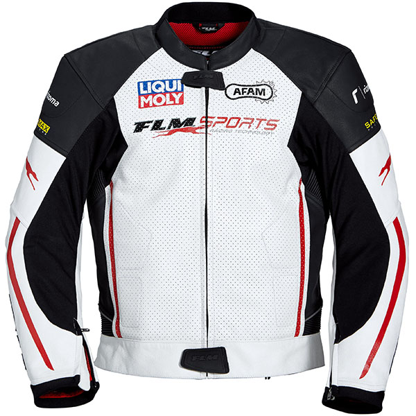 FLM Pace Racing Leather Jacket review