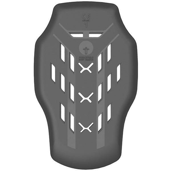 Forcefield Isolator 1 Upgrade Back Protector review