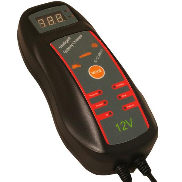 Gear Gremlin 12V Intelligent BatteryCharger review