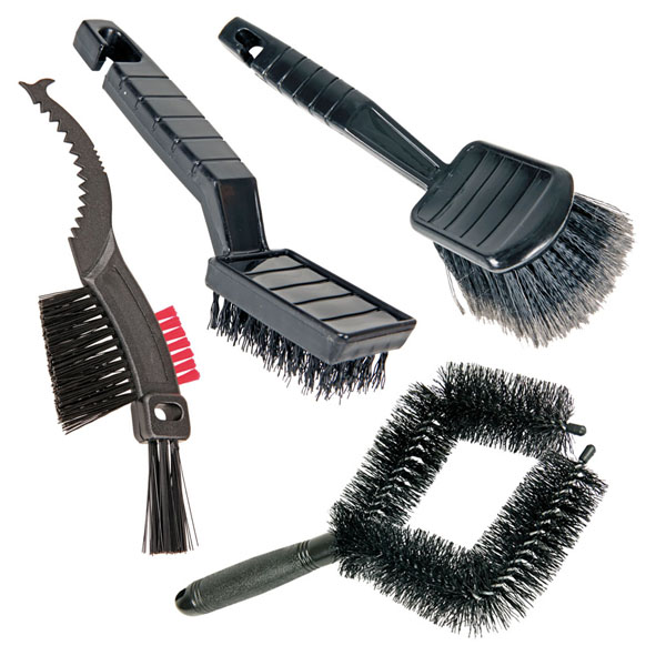 Gear Gremlin Cleaning Brush Kit review