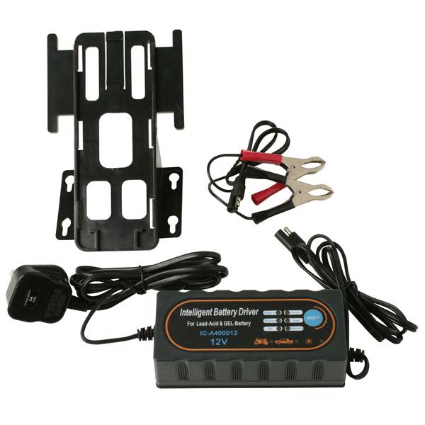 Gear Gremlin 12V Smart BatteryCharger review