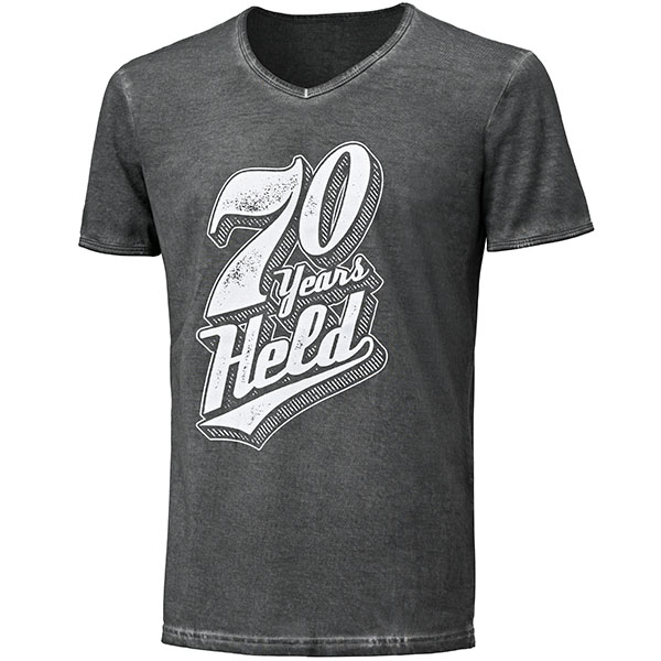 Held 70th Anniversary T-Shirt review