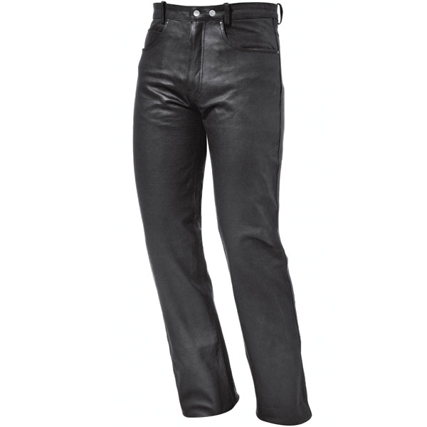 Held Cooper Leather trousers review