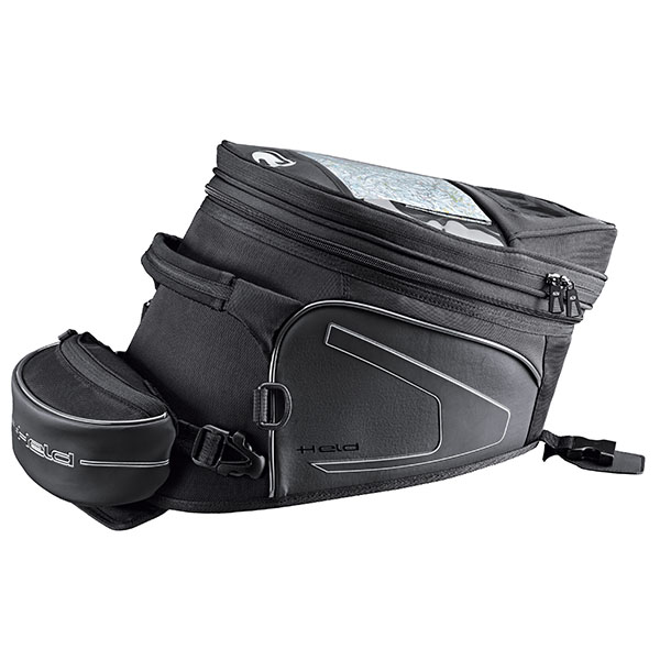 Held Campo Curved Large Expandable Magnetic Tank Bag review