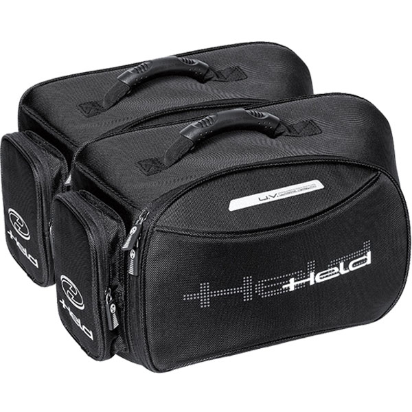Held Lombarda Expandable Velcro-Fasten Saddle Bags review