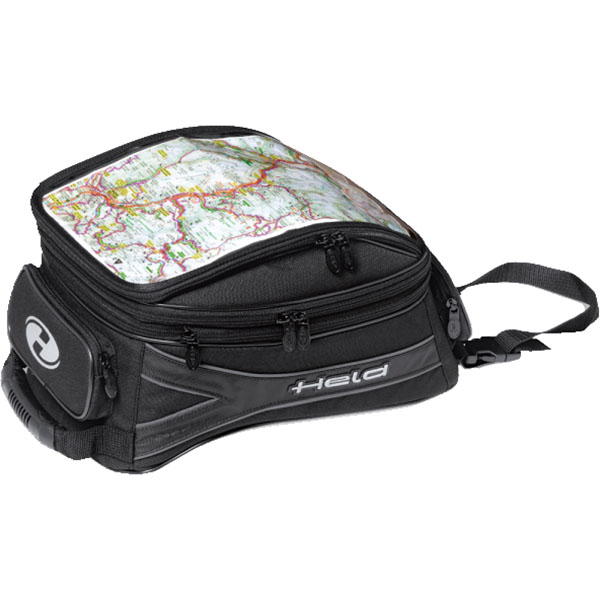 Held Fun Tour Expandable Velcro-Fasten Tank Bag review