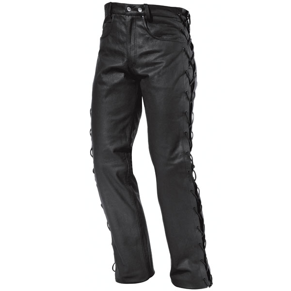 Held Lace Leather trousers review