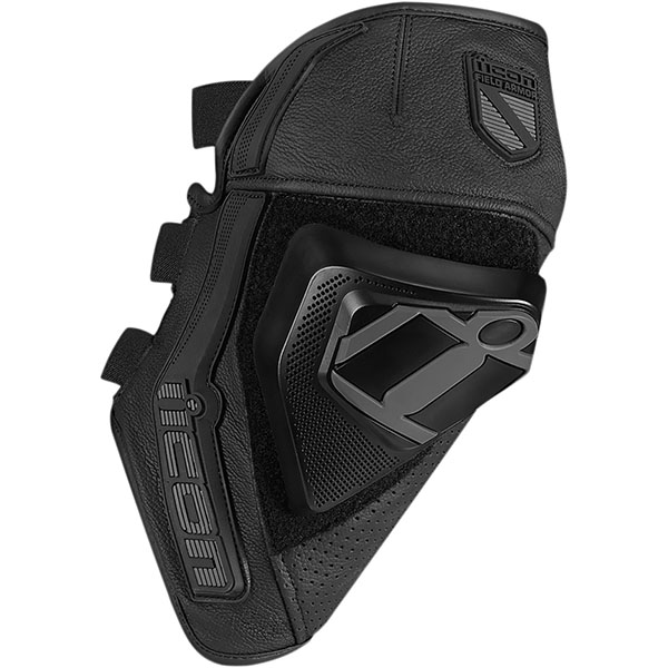 Icon Cloverleaf Knee Protectors review