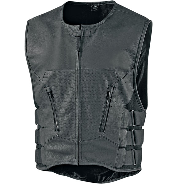Icon Regulator Stripped Vest review