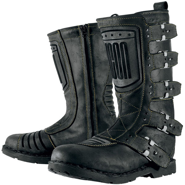 Icon Elsinore Boots review