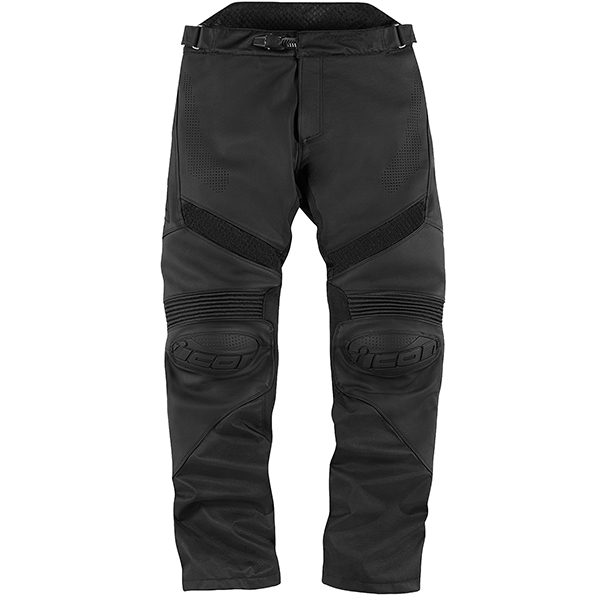 Icon Hypersport Leather trousers review