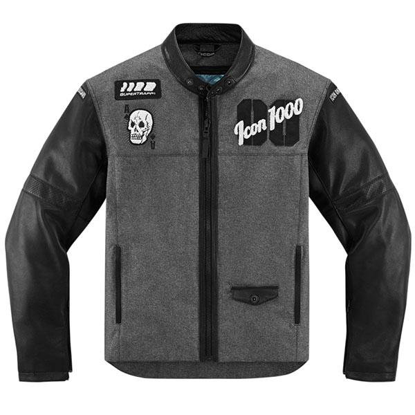 Icon Vigilante Stickup Jacket review