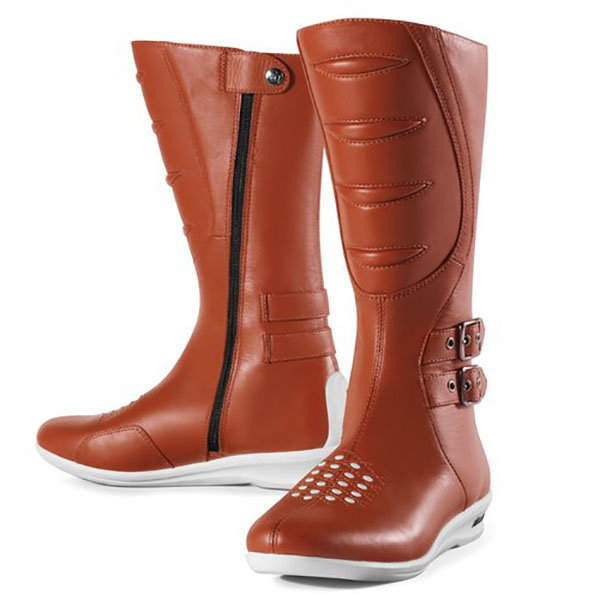 Icon Sacred Ladies Tall Boots review