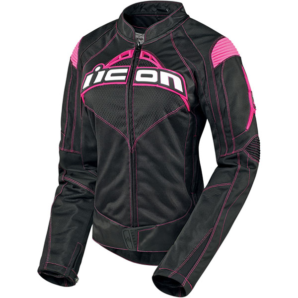 Icon Contra Ladies Textile Jacket review