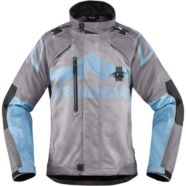Icon Ladies Raiden DKR Textile Jacket review