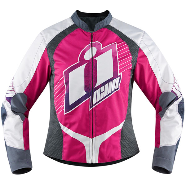 Icon Overlord Ladies Sweet Dreams Textile Jacket review