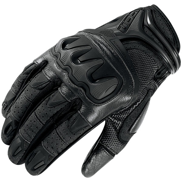 Icon Overlord Resistance Leather Gloves review