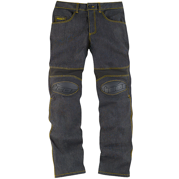 Icon Overlord Riding trousers review