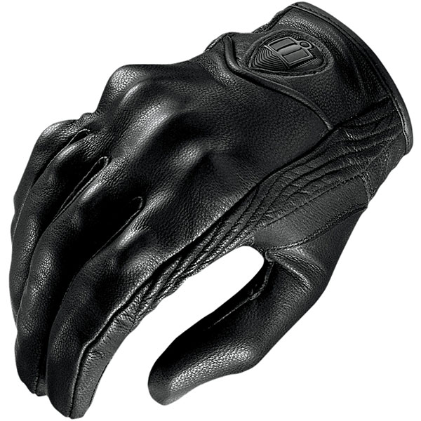Icon Pursuit Leather Gloves review