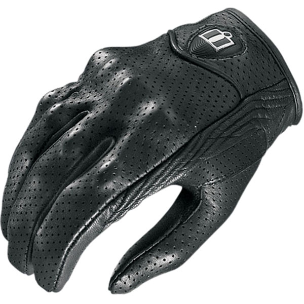 Icon Ladies Pursuit Leather Gloves review