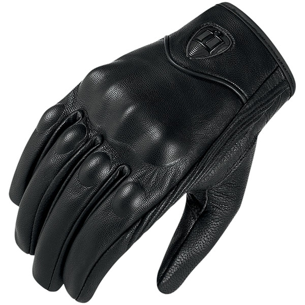 Icon Pursuit Leather Touchscreen Gloves review