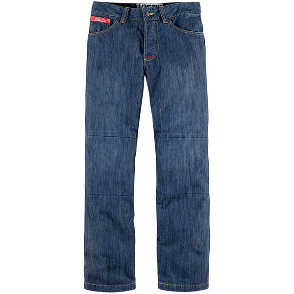 Icon Strongarm 2 Denim trousers review