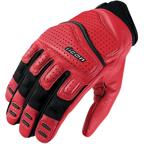 Icon Superduty 2 Leather Gloves review