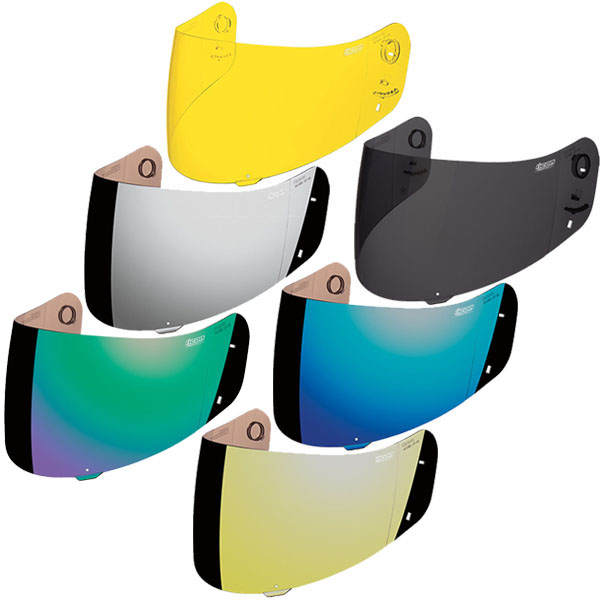 Icon Proshield Fog Free Race Visor review